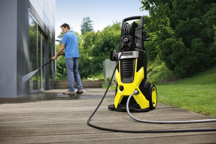 K7 Patio Cleaning Pressure Washer