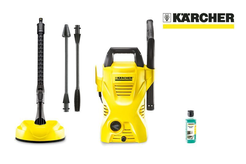 Pressure Washer Air Cleaner : Karcher k full control home pressure washer review