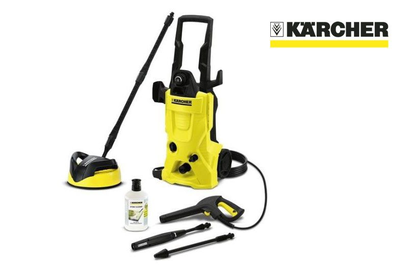 karcher k4 full control home pressure washer review 2016 pressure washer reviewer. Black Bedroom Furniture Sets. Home Design Ideas