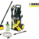 Kärcher K5 Premium Eco Home Pressure Washer Review