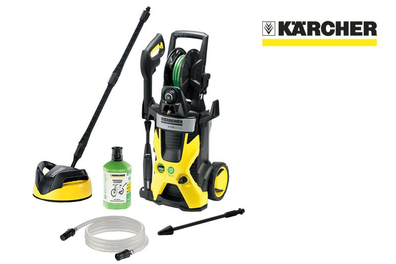Kärcher K5 Premium Eco Home Pressure Washer