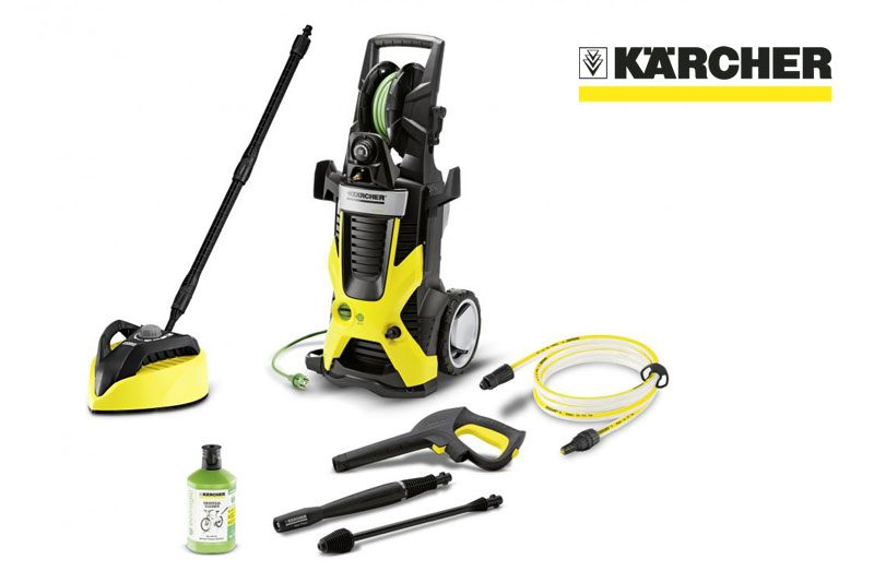 K rcher k7 premium eco home pressure washer review - Karcher k7 85 ...