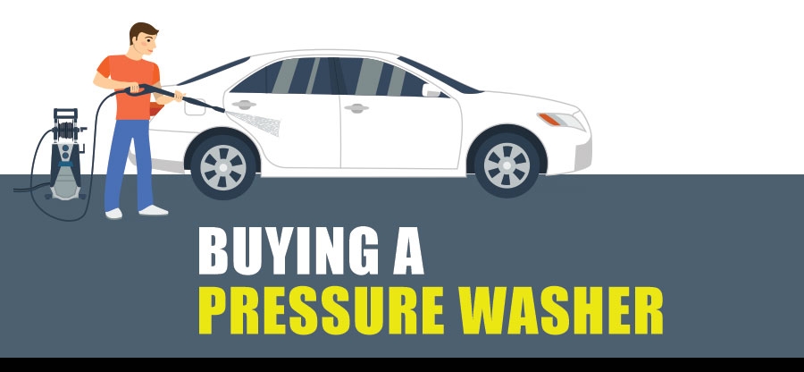 Buying a Pressure Washer
