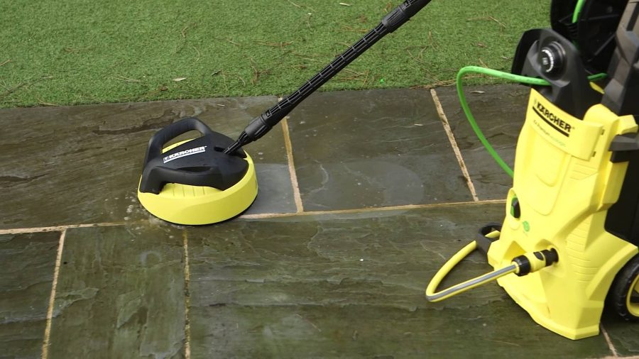 Which Pressure Washer for Cleaning my Patio?