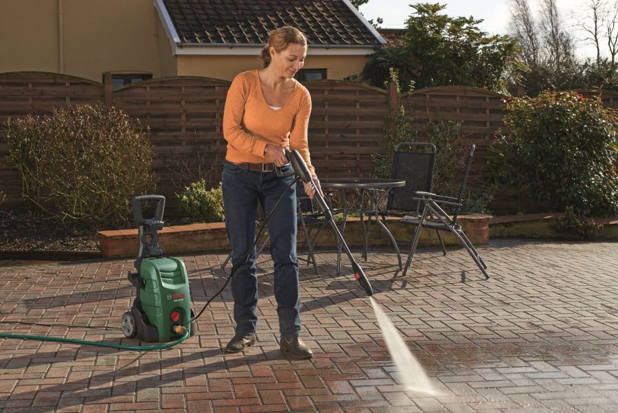 Bosch AQT 35-12 High Pressure Washer Review