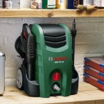 Bosch AQT 37-13+ High Pressure Washer Review