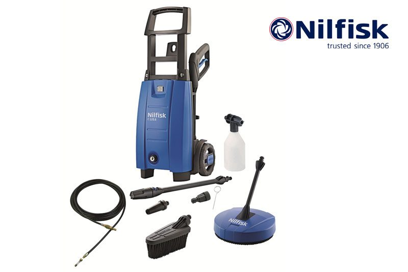 Nilfisk C120 6-6 PCAD pressure washer