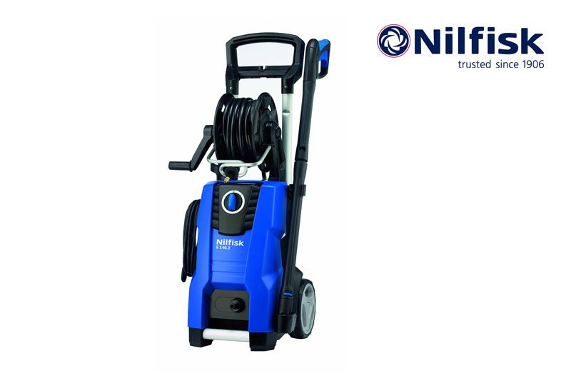 Nilfisk E 140.3-9 X-TRA 2.1KW Pressure Washer Review