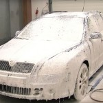 Foaming A Car With A Karcher Foam Lance
