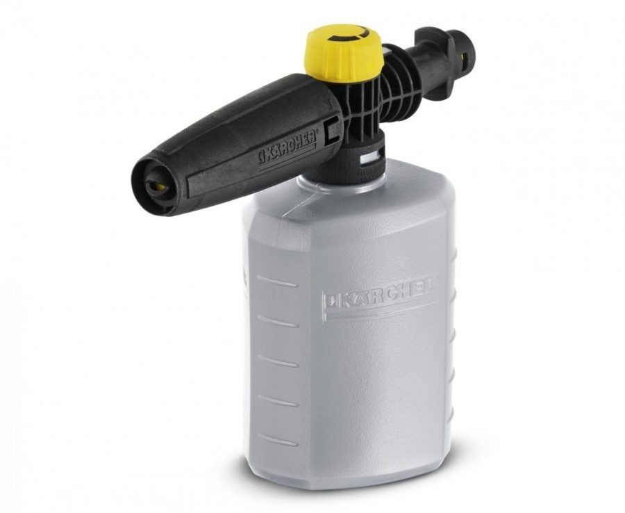 Karcher FJ6 Foam Jet Nozzle with 0.6 L Capacity Foamer for Pressure Washer Accessory