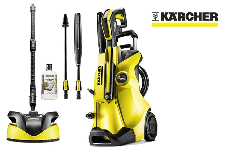 kärcher k5 full control home review - pressure washer reviewer
