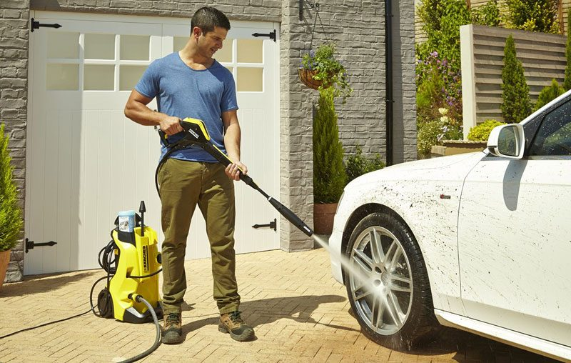 Karcher K4 Full Control Home Pressure Washer Review 2016