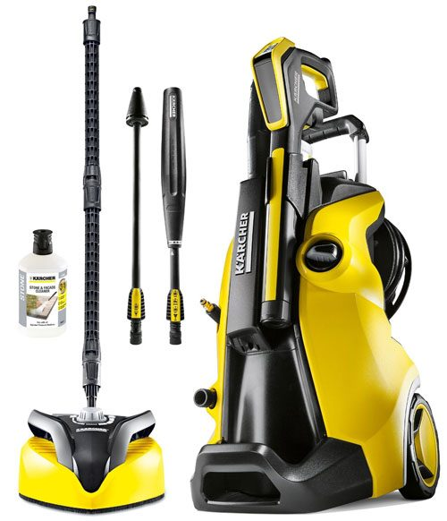 karcher release new k4 k5 k7 pressure washers for 2016. Black Bedroom Furniture Sets. Home Design Ideas