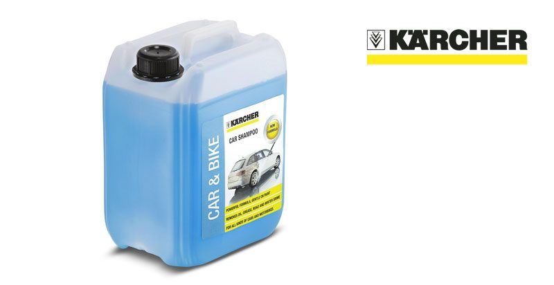 Karcher 5L Car Shampoo Large Pressure Washer Detergent