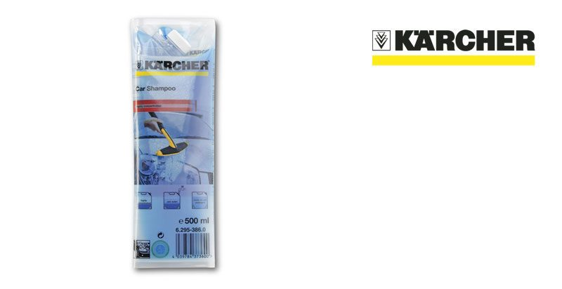 Karcher 500ml Concentrate Wash & Wax Pressure Washer Detergent