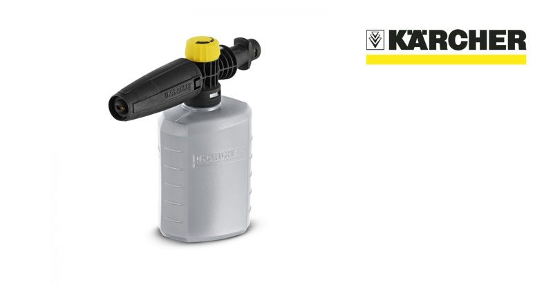 Which Karcher Nozzle To Use For Car Wash