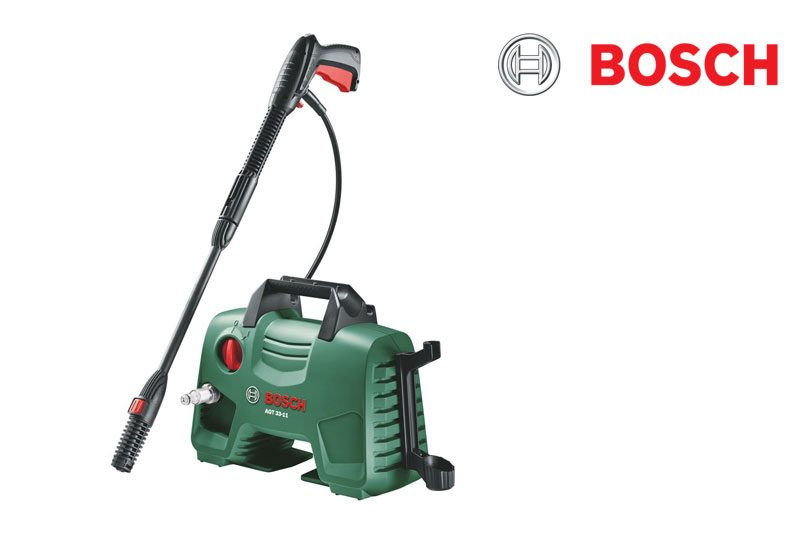 Bosch AQT 33-11 High Pressure Washer Review