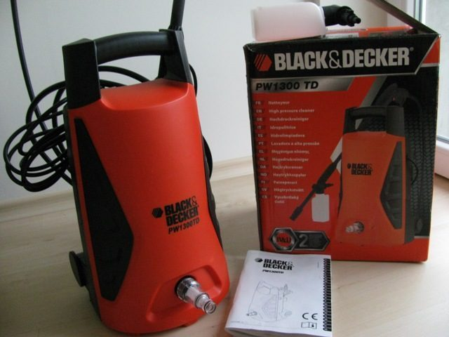 Which Black And Decker Pressure Washer Pressure Washer