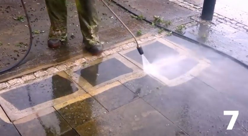 13 Mesmerising Pressure Washer Cleaning Clips In One Video
