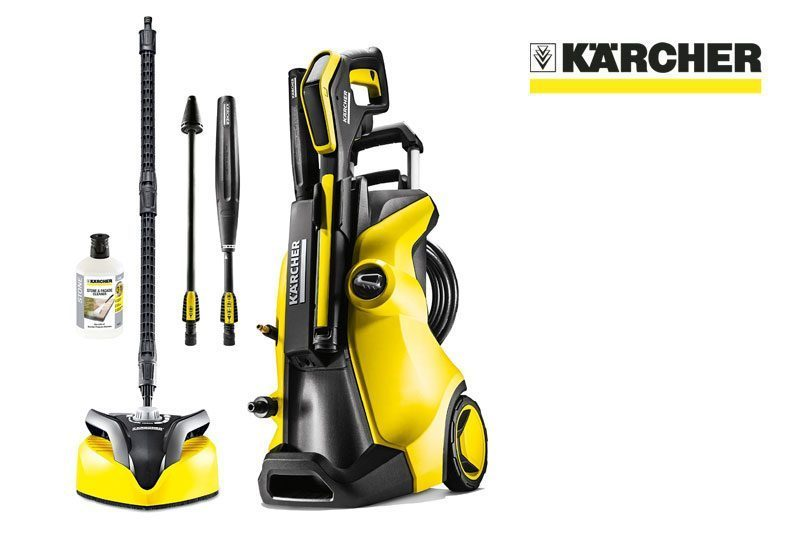Kärcher K5 Full Control Home Pressure Washer Review