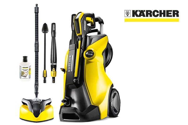 Kärcher K7 Premium Full Control Home Pressure Washer Review