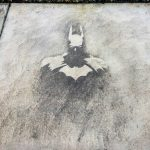 13 Amazing 'Reverse Art' Photos using just a Pressure Washer