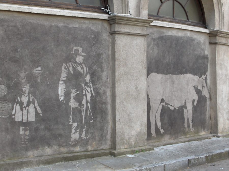 13 Amazing Reverse Art Photos Using Just A Pressure Washer