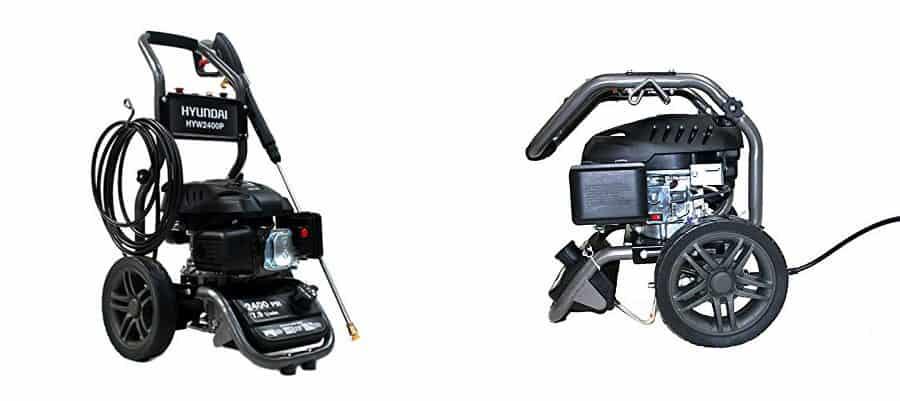 Hyundai HYW2400P Petrol Pressure Washer