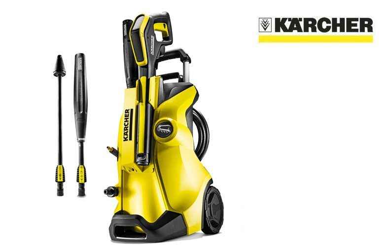 Karcher-K4-Full-Control Pressure-Washer