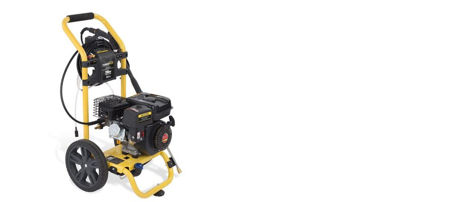 Power plus Petrol Driven Eco Drive Power Pressure Washer