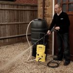 How to use a Karcher Pressure Washer with a Bucket