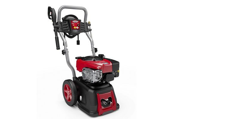 Briggs & Stratton 20592 2.7-GPM 3000-PSI Gas Pressure Washer
