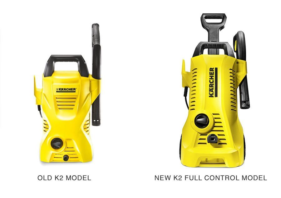 Karcher K2 - Home, Premium, Whats the Difference?