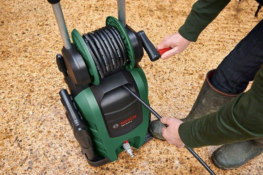 Bosch AQT 45-14 X High Pressure Washer