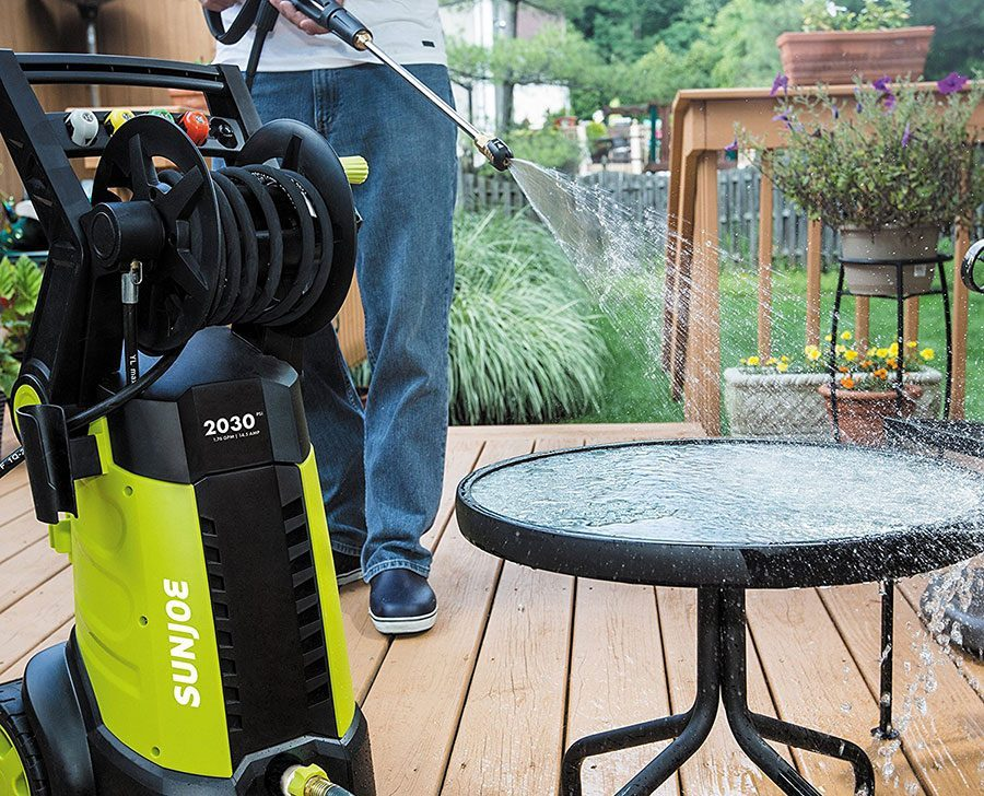 Sun Joe SPX3001 Pressure Washer Review