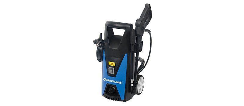 Silverline 102580 Pressure Washer Max 105 Bar