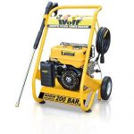 WOLF BAR 200 Petrol Pressure Washer Review