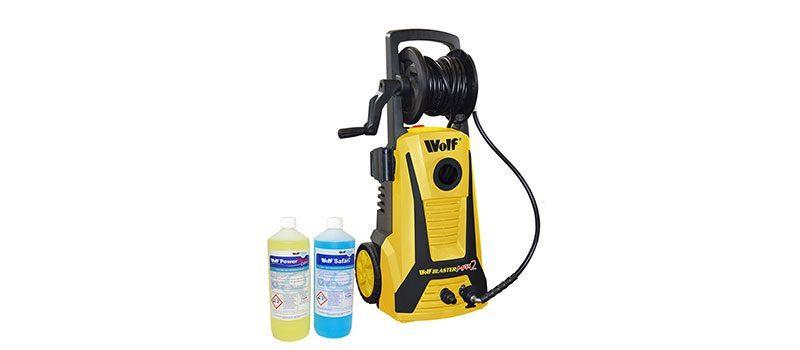 Wolf Blaster Max 2 Pro Power Pressure Washer