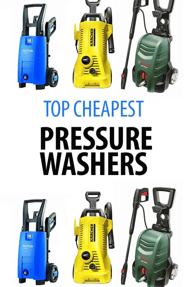 Cheap Pressure Washers