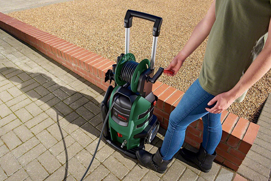 Bosch Advanced Aquatak 150 High Pressure Washer Review