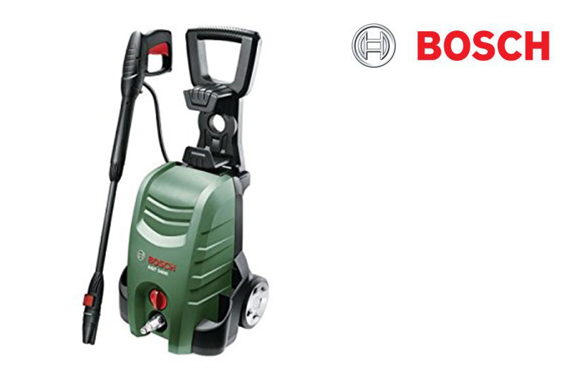 Bosch AQT 3400+ High Pressure Washer Review