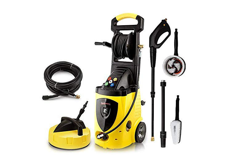 Wilks-USA RX550i Pressure Washer Review